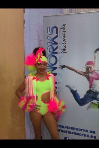 Freestyle Dance Costume Starter | eBay