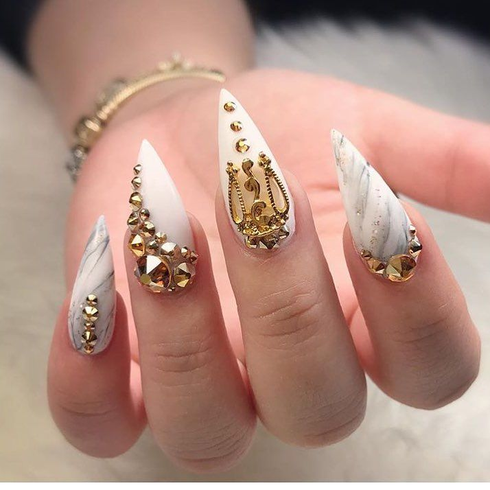 Marble Nail Art Stiletto: 167 Best Marble-lous Nail Art Images On Pinterest