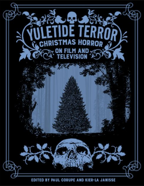 Yuletide Terror Book Now Available for Pre-Sale