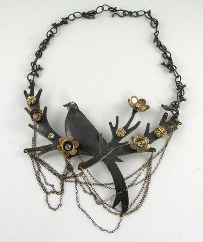 Necklace by Elsita at Etsy.com