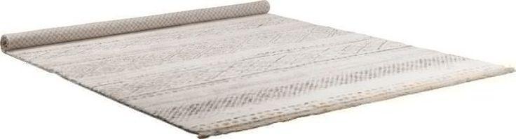Polar Tæppe - 160x235 - Dette tæppe kan med sit klassiske print, neutrale farve og lidt slidte look passe ind i et hvert moderne hjem. Polar er et alsidigt tæppe, som kan blive enhvers favorit. Tæppet findes i to forskellige størrelser.