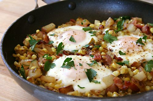 ... sweet corn hash ham and potato hash silvana franco s sweet potato hash