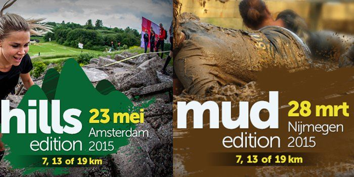The dutch obstacle course race organizer Strong Viking has released tickets for their MUD and HILL edition events for 2015!  #ocr #ocreurope #ocrworldwide #ocrunited #obstacleracing #obstaclecourseracing #ocrwarrior #ocrbeast #ocrathlete #ocrnews #sportsnews #obstacleevents #nomudnoglory #raceccalendar #spartanrace #toughmudder #d12 #toughviking #toughest #ocrwc #ocrworldchampionships #warriordash #strongviking