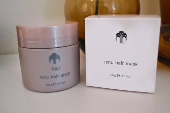 Repair & strengthen your hair with Renu Hair Mask!   It's time to treat your hair after all you put it through! The Renu Hair Mask is a deep conditioning treatment that provi…