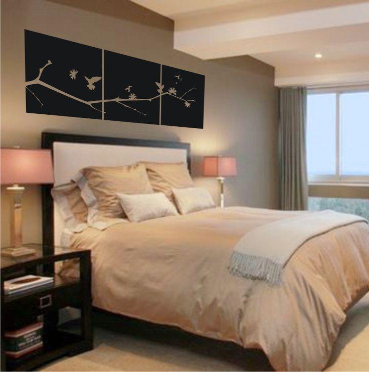 Best 25 Above Bed Decor Ideas On Pinterest Grey Room