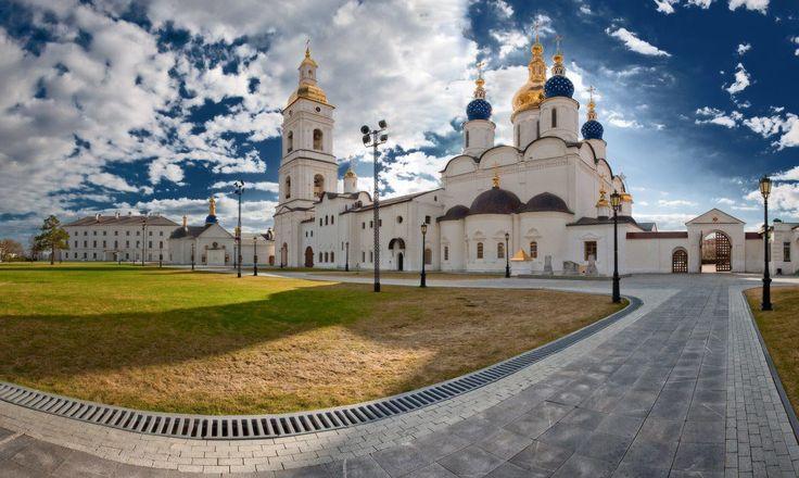 Тобольский кремль. Тобольск