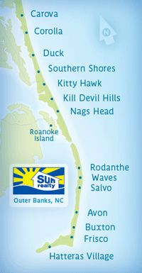 The Outer Banks, North Carolina Setting for The Alexander Series available at Amazon and B&N. www.tinamartin.net