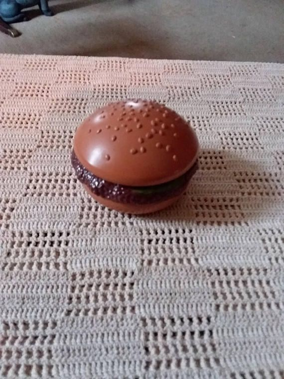 Avon hamburger lipgloss