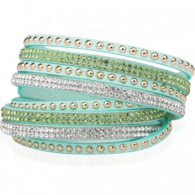 Armband All that glitters Mint