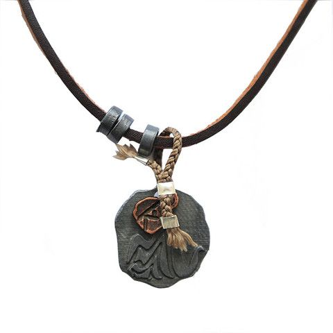 Wakami Elements of Live - Earth Necklace