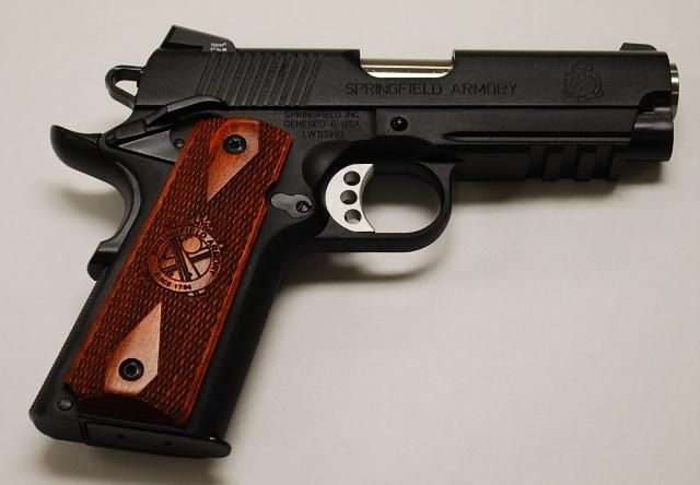 1911 Springfield Armory - Geneseo, Il Lightweight Champion Operator My Favorite!!!