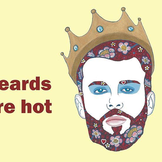 Beards are Hot II