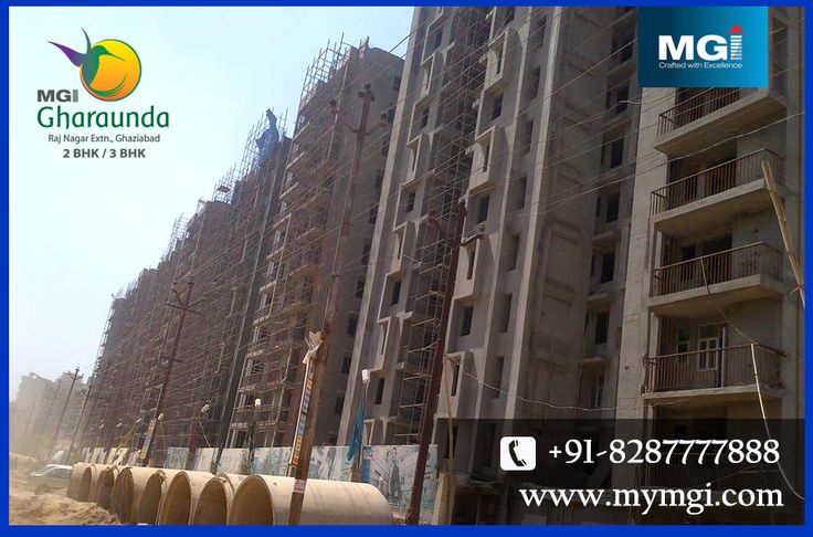 Here we can see latest #construction pics of #MGI_Gharaunda in Raj Nagar Extension, Ghaziabad by MGI_Group.To know more visit @ http://bit.ly/1s4fmB7