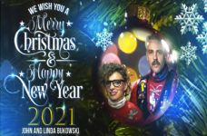 Animated Holiday eCard for Photoshop