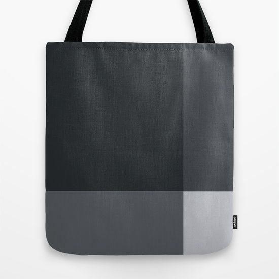 Available now at Society 6. Minimalist tote bag design. #design #minimalist #grid #tote #bag