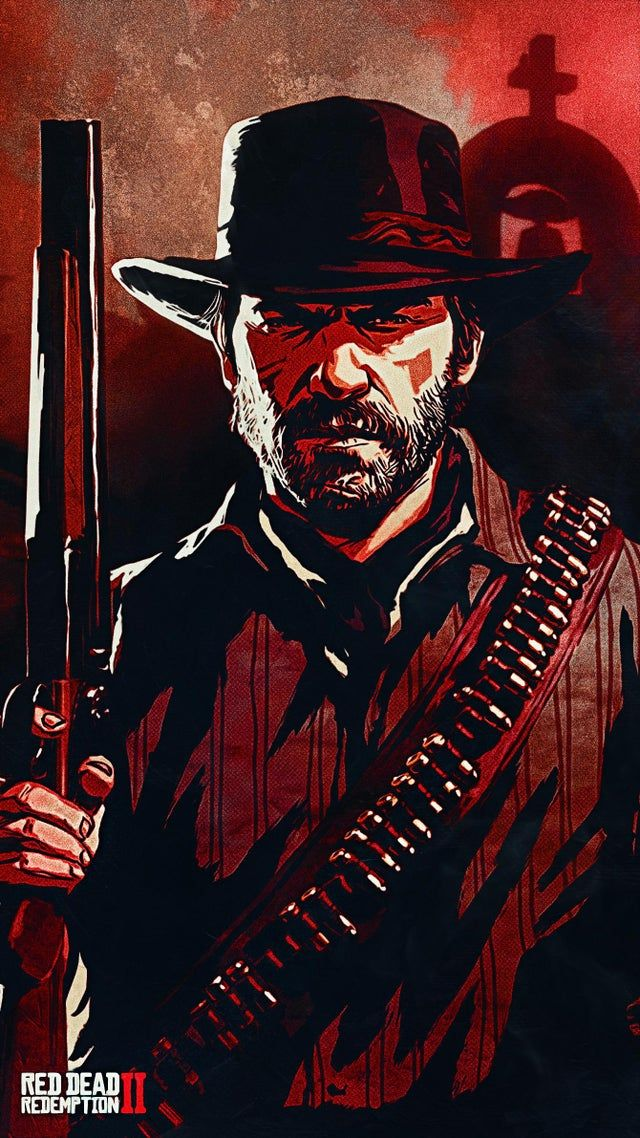 Arthur Morgan Phone Wallpaper I Made Reddeadredemption Red Dead Redemption Artwork Red Dead Redemption Red Dead Redemption Ii