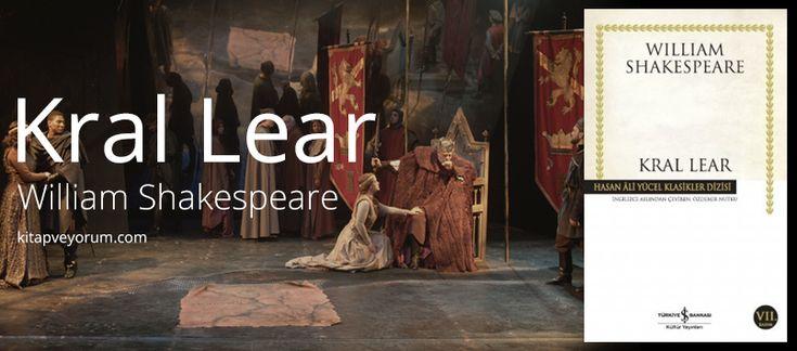 İlk kez bir Shakespeare eserini bu kadar uzun bir zamanda bitirdim. Aslında konu değil işleniş mi karışık yoksa... Kral Lear - William Shakespeare