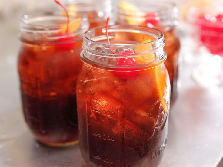 Pawhuska Prohibition Punch recipe from Ree Drummond via Food Network
