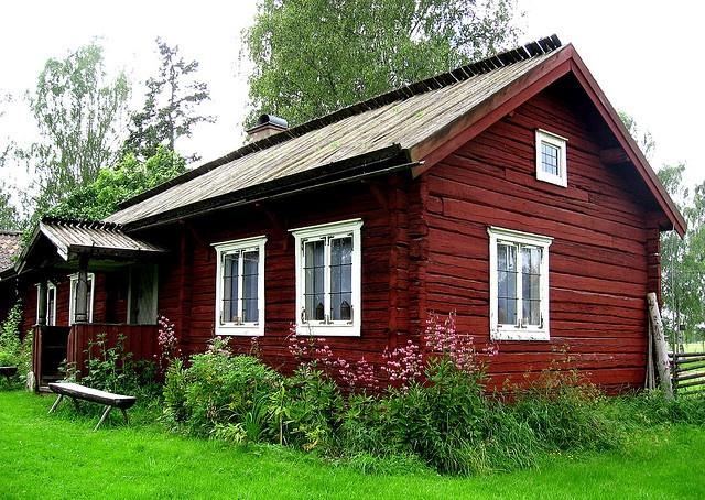 Grytnäs hembygdsgård by YlvaS, via Flickr