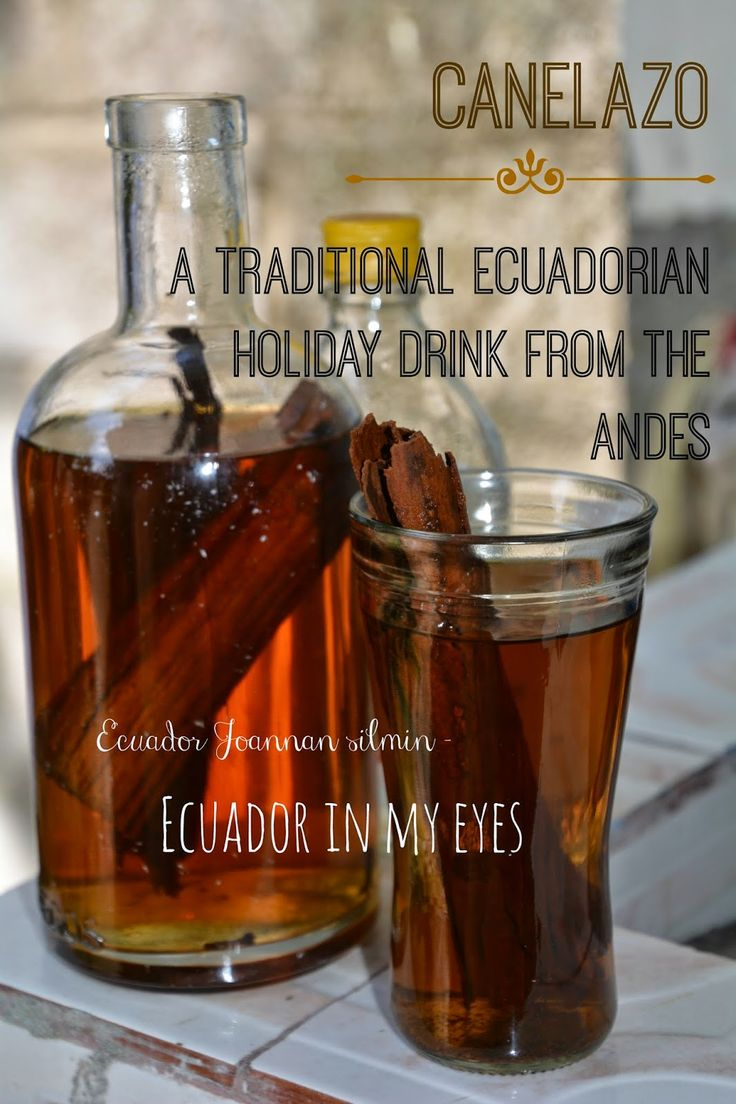 Ecuador Joannan silmin - Ecuador in my eyes: Canelazo - A traditional Ecuadorian Holiday drink from the Andes