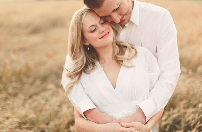 Early Morning Engagement Photos: Katy + Parker
