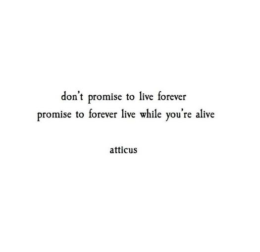 """From the book """"Love Her Wild: Poetry"""" by Atticus #atticuspoetry #atticus #poetry #forever #promise #loveherwild"""