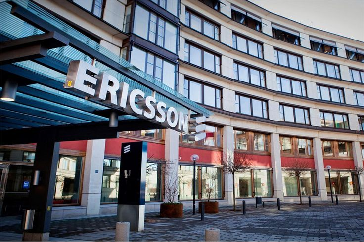 Ericsson  company placement papers