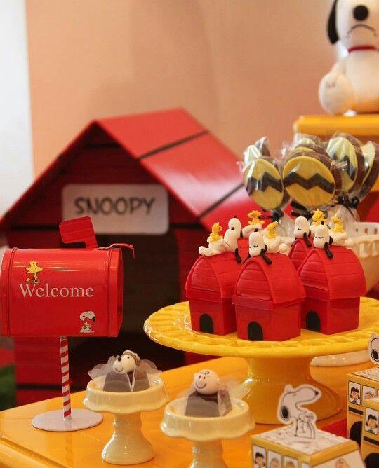 Fiesta Snoopy