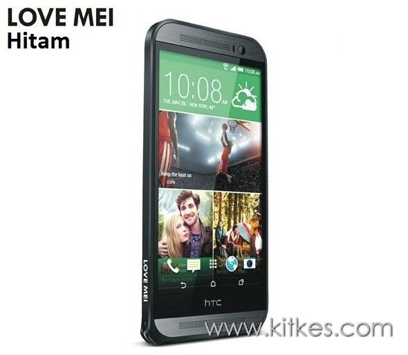 Love Mei Metal Bumper Case HTC One E8 - Rp 150.000 - kitkes.com