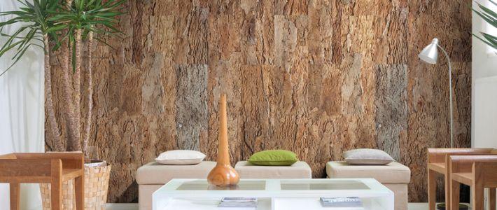 115 best images about decoraci n paredes on pinterest - Corcho decorativo paredes ...