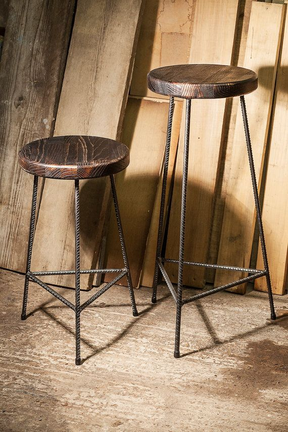 nice Rebar Stools от GrizzlySupplies на Etsy... by www.top50-homedec...