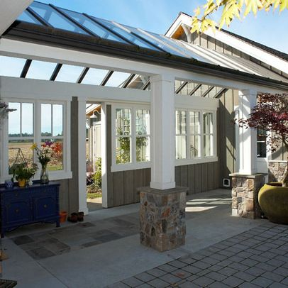Enclosed Breezeways Breezeway To Garage Ideas Httpwww