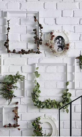 Comment Utiliser La Nature Pour Réaliser Une Décoration Murale Dans