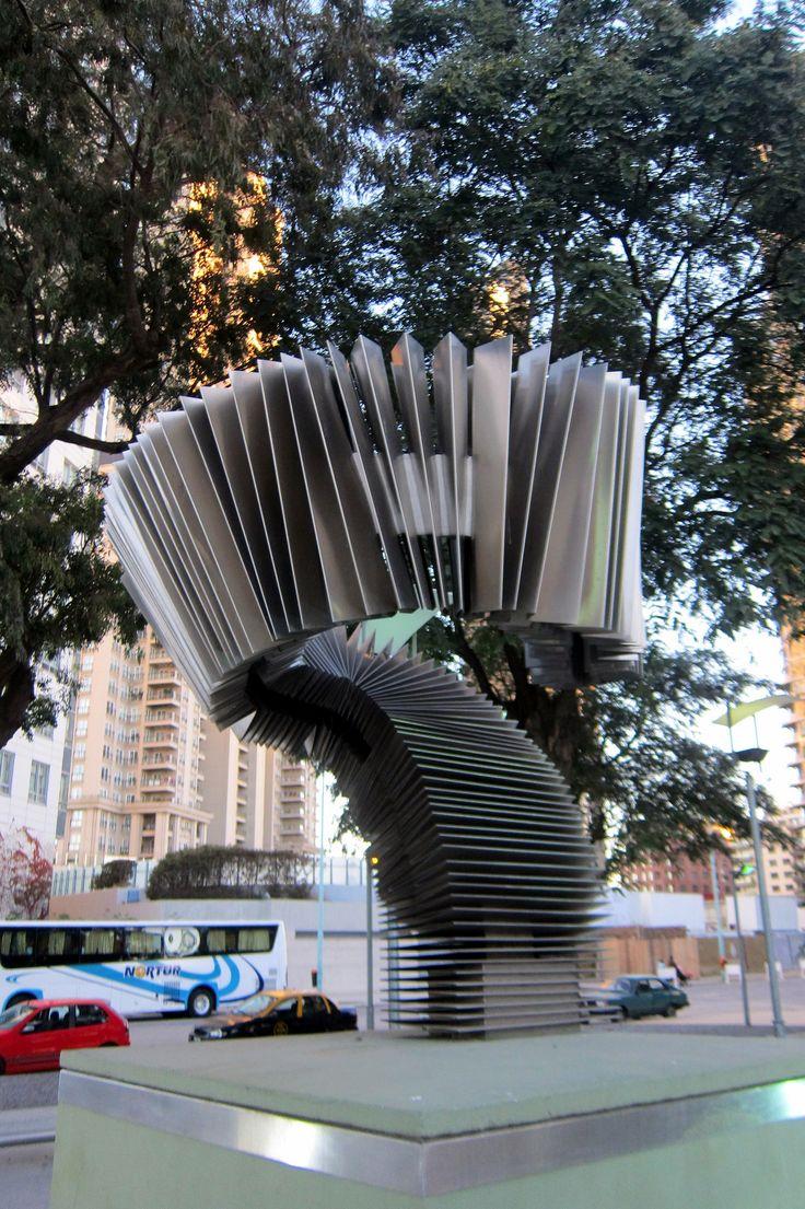 Buenos Aires - Puerto Madero: Monumento al Tango | Monumento… | Flickr - Photo Sharing!