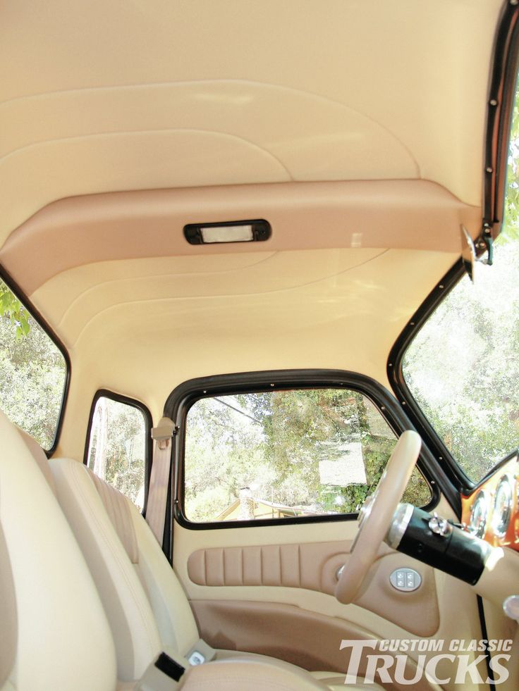 interior for 1948 ford truck 1948 chevrolet 3100 truck interior photo 2 chevy pinterest. Black Bedroom Furniture Sets. Home Design Ideas