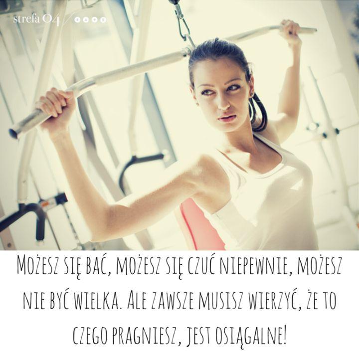 http://www.strefa04.pl/ #fitness #trening #motywacja #zdrowie