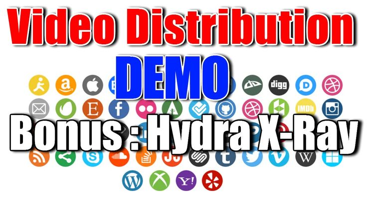 Hydravid 2.0 Review Bonus - Syndicate Posts Videos To Hundreds of Sites
