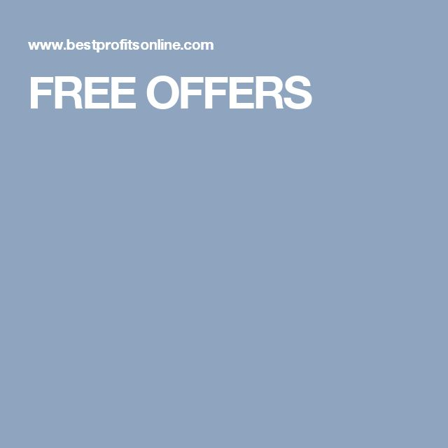 FREE OFFERS