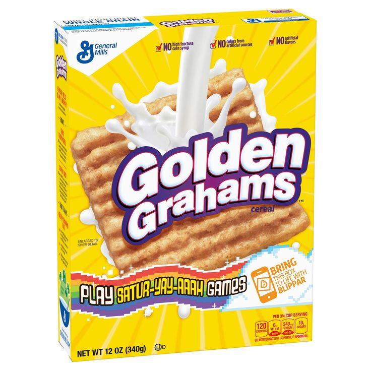Golden Grahams Breakfast Cereal - 12oz - General Mills