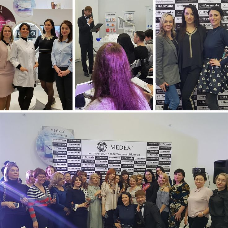 We are delighted with the rapid expansion of pHformula in Russia! Susanna Porras (pHformula International Educator) trained several skin specialists in Moscow last week. Congratulations to you all!  #Russia #skinresurfacing #skincare