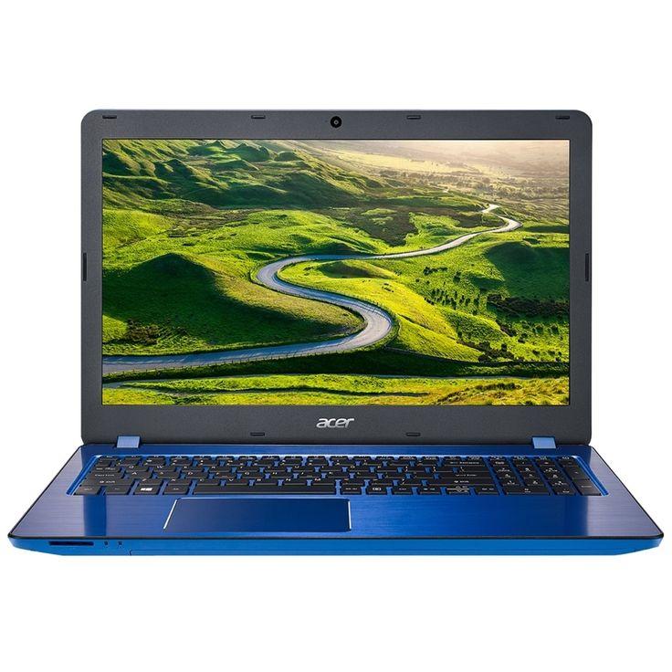 "Acer - Aspire F 15 15.6"" Refurbished Laptop - Intel Core i5 - 8GB Memory - 1TB Hard Drive - Indigo blue"