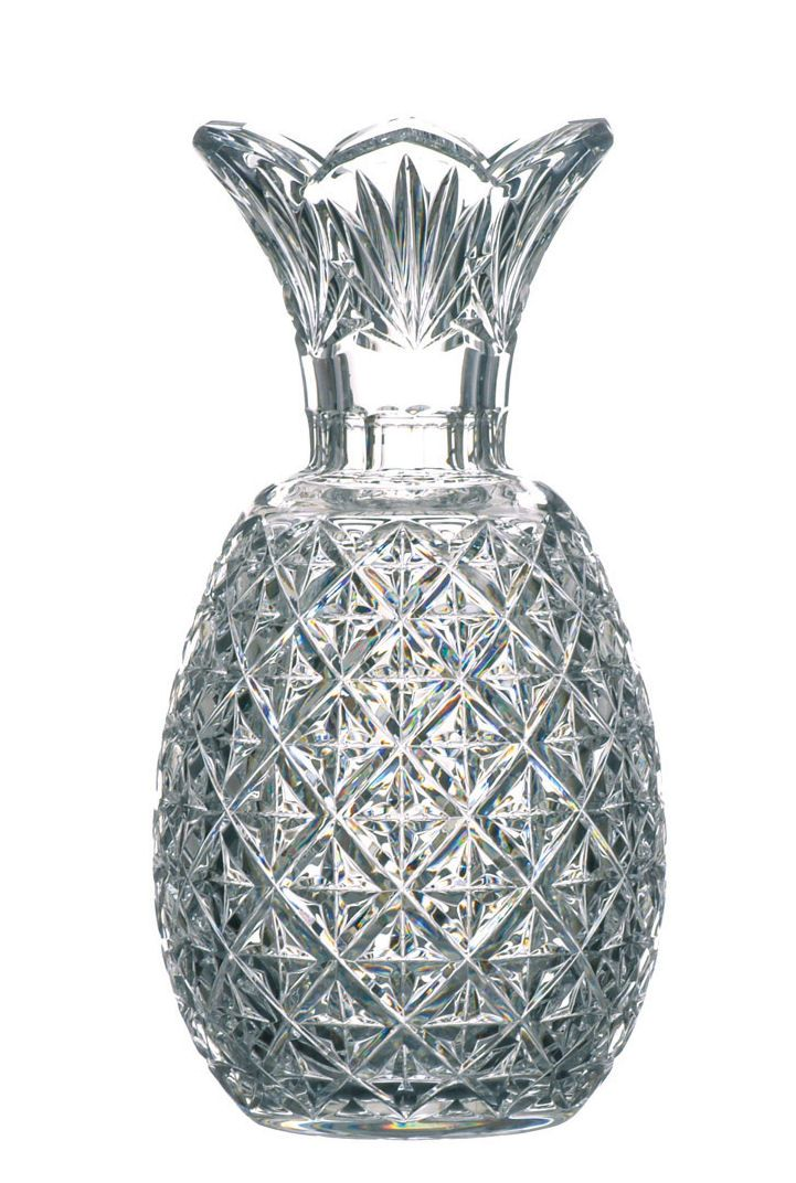 Waterford Crystal Pineapple Vase