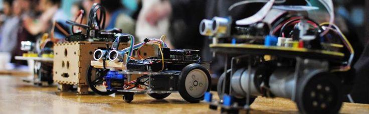 El Club de Robótica de la Facultad de Ingeniería de la UBA - Hacé tu consulta a un representante de http://quevasaestudiar.com/estudiar-en-Universidad-de-Buenos-Aires-32-4