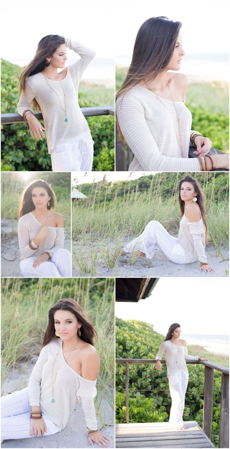 senior portraits, beach senior portraits, florida senior portrait and lifestyle photography