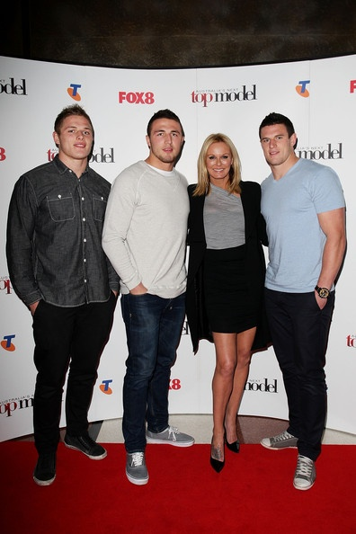 Burgess Brothers - Australia's Next Top Model Sydney Launch