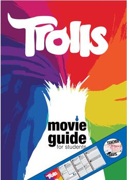 Trolls Movie Guide (PG - 2016) An educational yet fantastic and entertaining musical that can teach students an important lesson about where true happiness is found.