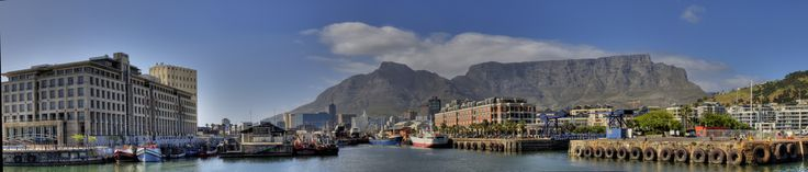Cape Town South Africa is a busting, busy city, with old docks, an ultra modern CBD all with a backdrop of the magnificent three and a half thousand foot hight Table Mountain. This multi image panorama taken from the Victoria & Albert docks shows it all. View my stream LARGE on  DARKR   it is worth it Spend a little time looking at the  ORIGINAL  size of this one. there is a lot of interesting stuff    See where this picture was taken. [?]