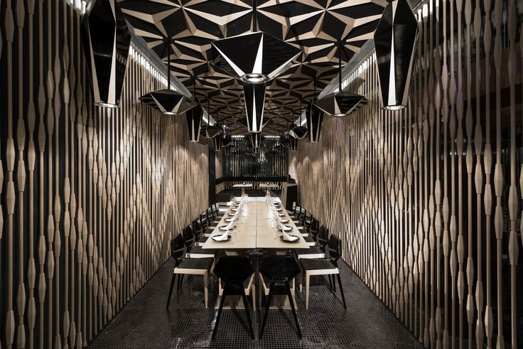 "Built by Hiroshi Kanazawa / Yo in Hong Kong Island, Hong Kong Ore-no group(""Ore-no"", means ""My"")own many restaurants in Japan they are very famous and popular among Japanese.  The..."