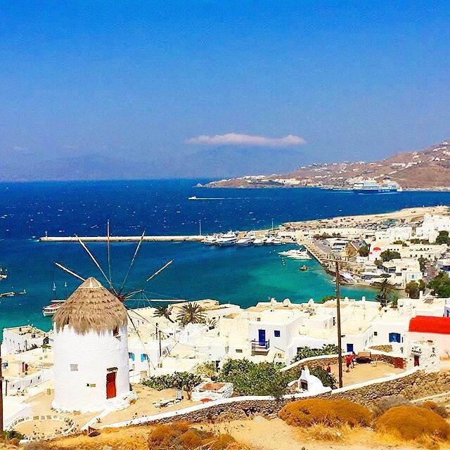 Charming Chora of Mykonos island (Μύκονος) . So much beauty and so much craziness on this island makes it magical place ...