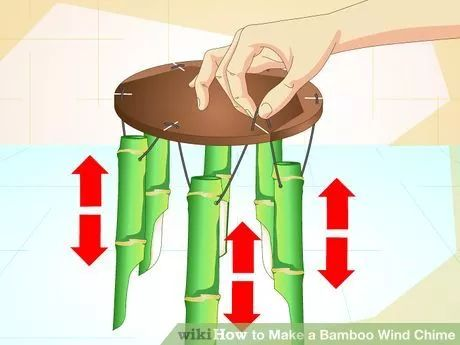 Image titled Make a Bamboo Wind Chime Step 9